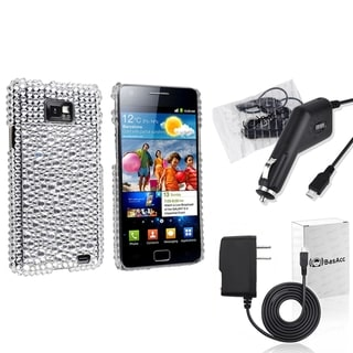 BasAcc Case/ Travel/ Car Charger for Samsung� Galaxy S II / S2 i9100