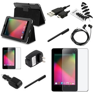 BasAcc Case/ Protector/ Headset/ Chargers/ Cable for Google Nexus 7