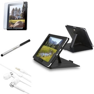 BasAcc Headset/ Case/ Screen Protector/ Stylus for Apple iPad 1