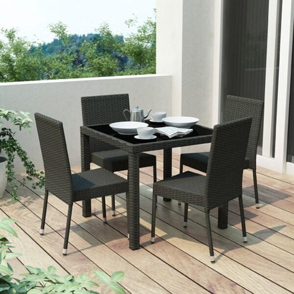 Sonax 'Park Terrace' 5-piece Patio Dining Set