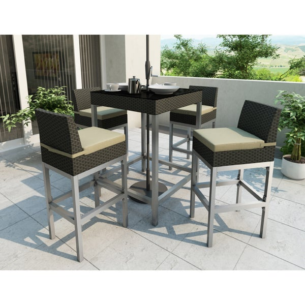 Sonax Lakeside Bar Height Patio Set