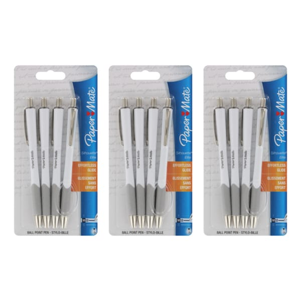 PaperMate InkJoy 700 RT Retractable Ballpoint Pens (Pack of 12)