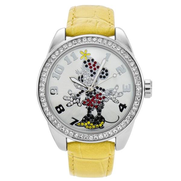 Ingersoll Women's Disney Minnie Diamante Watch