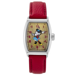 Ingersoll Red Disney Minnie Mouse Watch