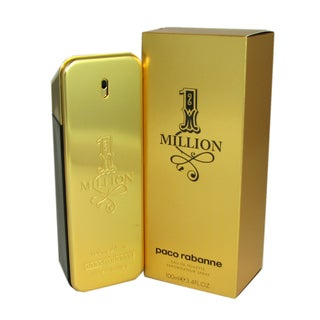 Paco Rabanne 1 Million Men's 3.4-ounce Eau de Toilette Spray