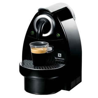 Nespresso Essenza Black Espresso Maker (Refurbished)