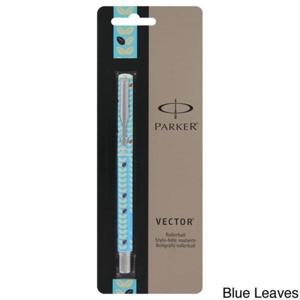 Parker Vector Medium Point Rollerball Pen
