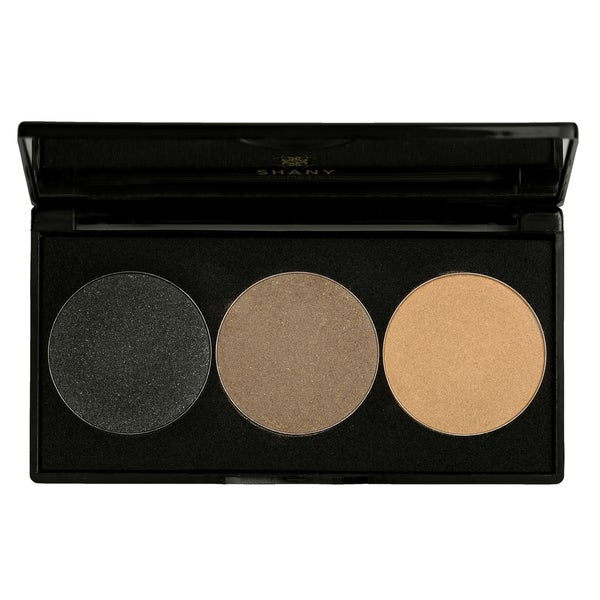 Everyday Travel Trio 'Amber Woodwinked' Eyeshadow Palette