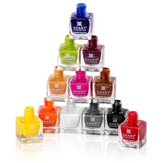 Shany Desert Beauty Cracked Nail Polish Set (12 Colors)