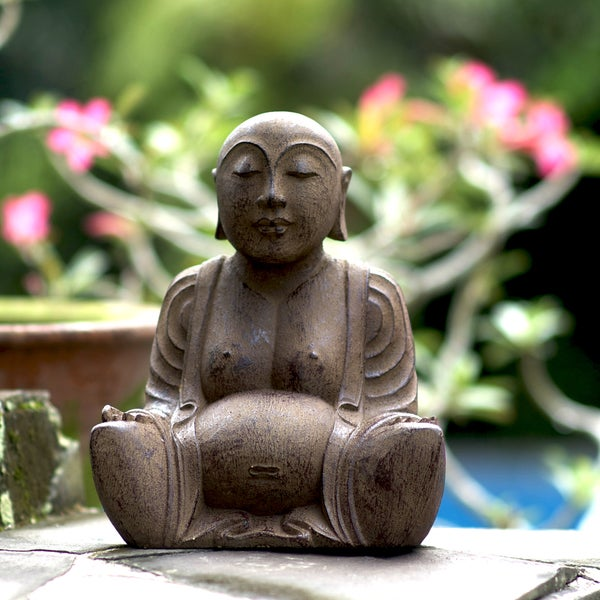Volcanic Ash Contented Monk (Indonesia)