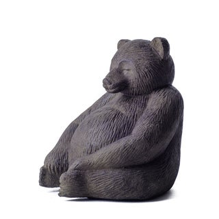 Volcanic Ash Yoga Bear (Indonesia)