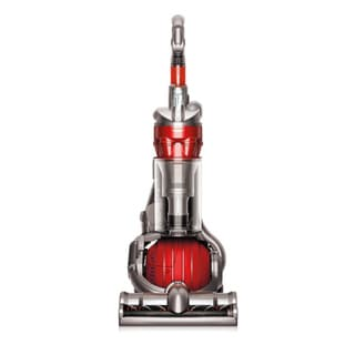 Dyson Red DC24 Upright Multi Floor Vacuum Cleaner (Refurbished)
