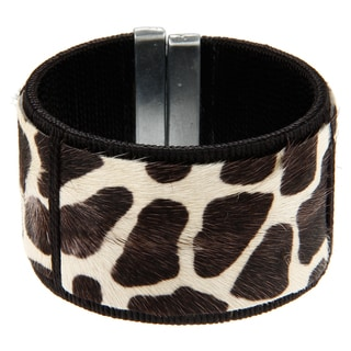 Wide Jaguar Cuff Bracelet (Colombia)