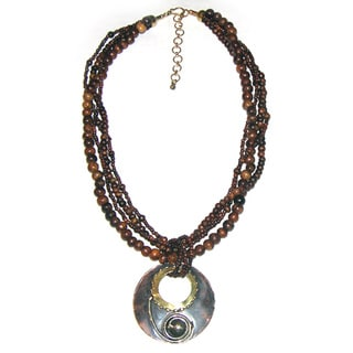 Handmade Four Elements Necklace (India)