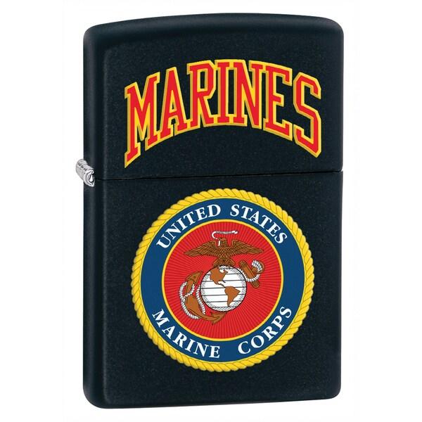 Zippo U.S. Marines Lighter