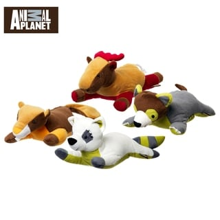 Animal Planet Pet Plush Toy Assortment (Pack of 4)