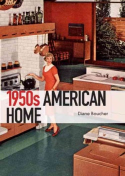 The 1950s American Home (Paperback)