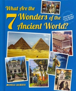 What Are the 7 Wonders of the Ancient World? (Hardcover)