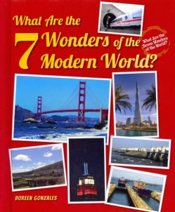 What Are the 7 Wonders of the Modern World? (Hardcover)