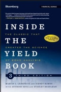 Inside the Yield Book: The Classic That Created the Science of Bond Analysis (Hardcover)