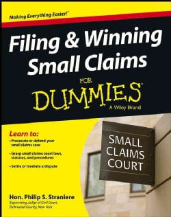 Filing & Winning Small Claims for Dummies (Paperback)