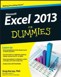 Excel 2013 for Dummies (Paperback)