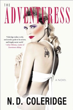 The Adventuress (Hardcover)
