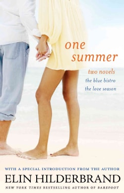 One Summer: The Blue Bistro / the Love Season (Paperback)
