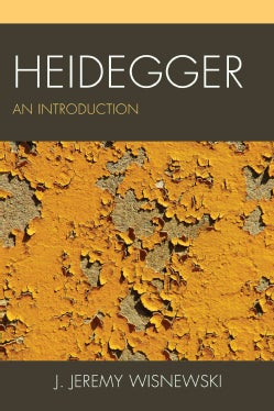 Heidegger: An Introduction (Hardcover)