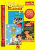 Disney Collection Learn & Play Recorder Pack (Paperback)