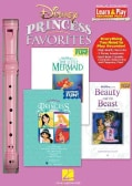 Disney Princess Favorites Learn & Play Recorder Pack (Paperback)