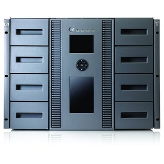 HP MSL8096 2 LTO-5 Ultrium 3000 SAS Tape Library