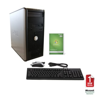 Dell OptiPlex 320 2.8GHz 80GB MT Computer (Refurbished)