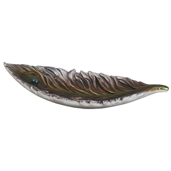 Peacock Decorative Bowl