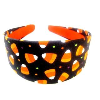 Crawford Corner Shop Halloween Cascading Candy Corn Headband
