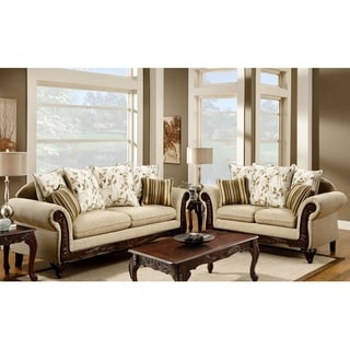 Enitial Lab Artizani 2-piece Sofa and Loveseat Set