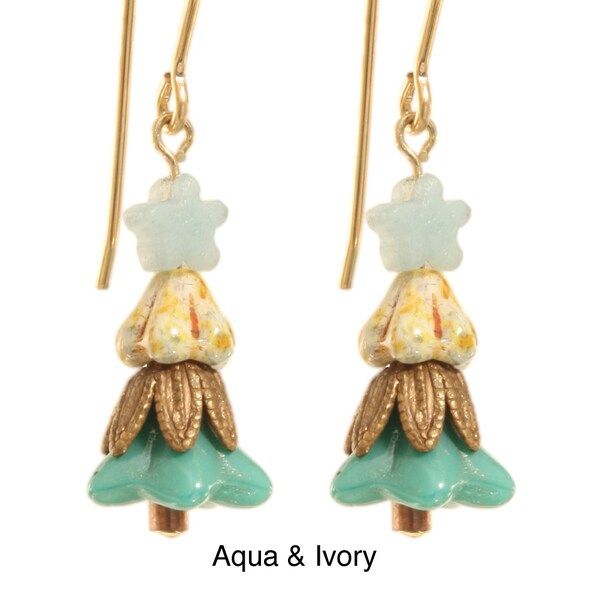 'Little Christmas Tree' Earrings