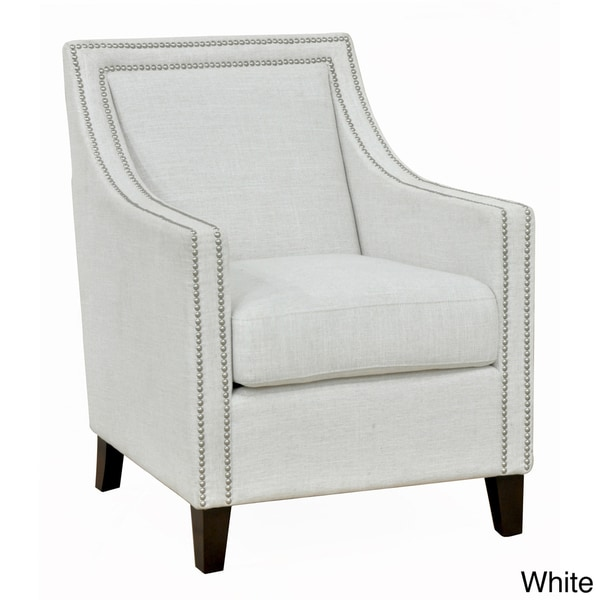 Kosas Home Bella Ivory Club Chair