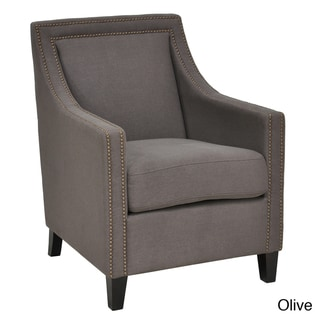 Bella Olive Club Chair