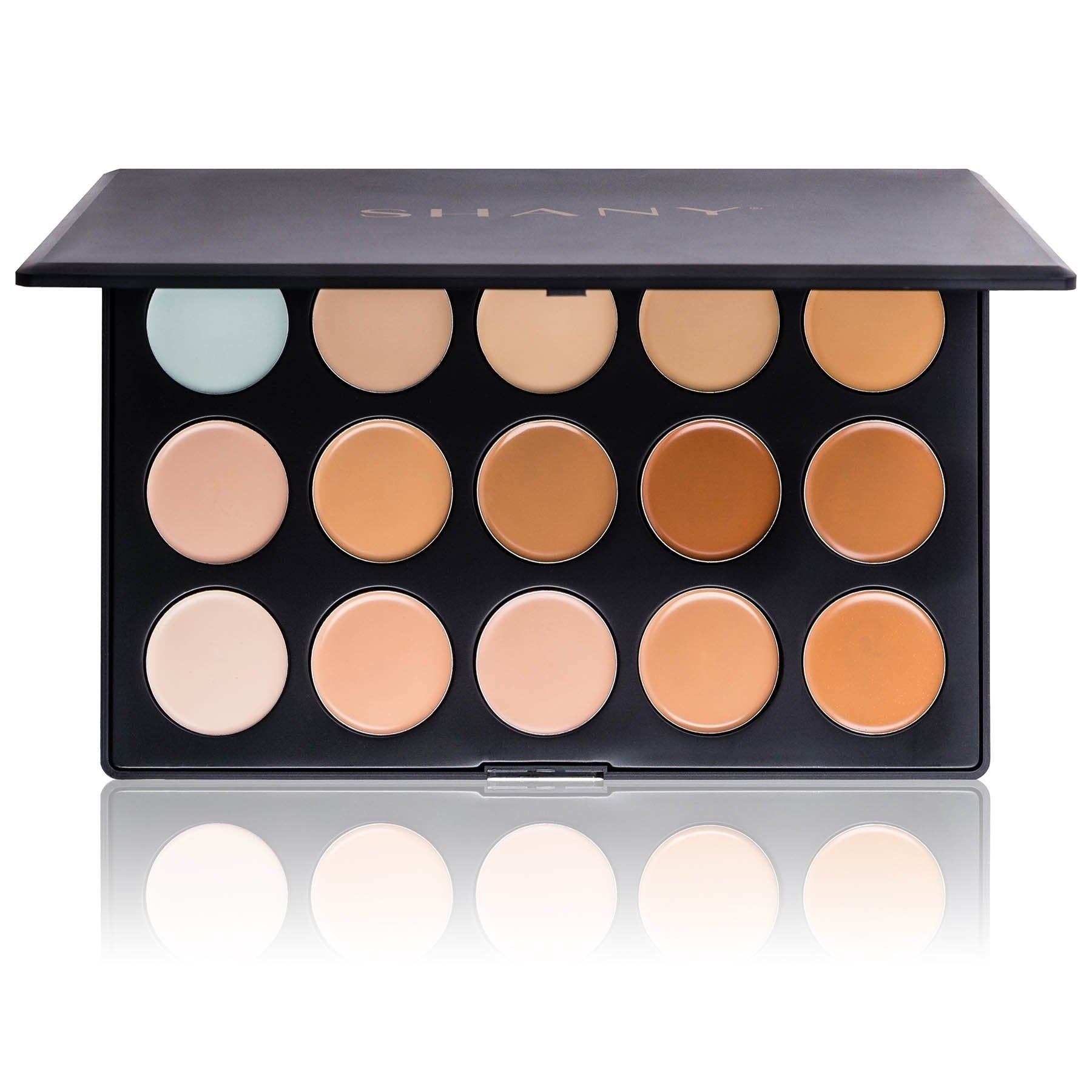 SHANY Cosmetics Shany Cream Foundation and Camouflage Concealer Palette at Sears.com