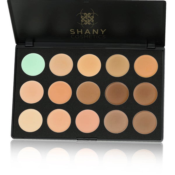 Shany Cream Foundation and Camouflage Concealer Palette