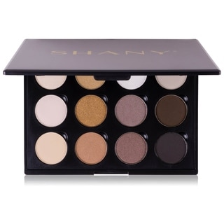 Shany Everyday Natural Look 12-Color Eyeshadow Palette