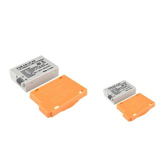 INSTEN Battery compatible with Canon LP-E8/ Digital Rebel T2i EOS 550D (Pack of 2)