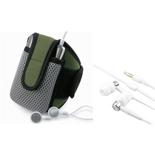 INSTEN Armband/ Headset for Apple iPod Touch 4th Generation