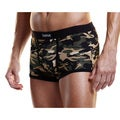 I-Image Camo Knitted Microfiber Trunks (Set of 2)