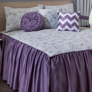 Sarabeth Bedspread and Sham Separate
