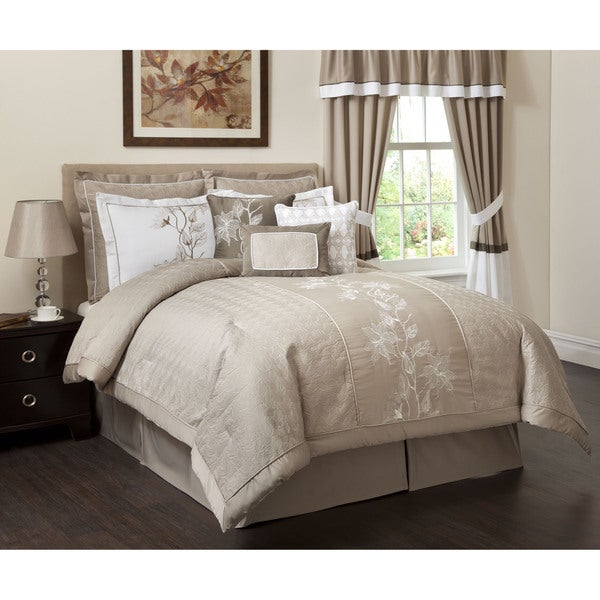 Juliana 4-Piece Comforter Set