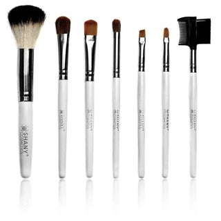 Shany Urban Gal 7-piece Mini Travel Makeup Brush Kit