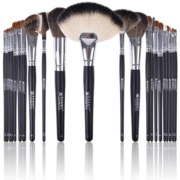 Shany NY Collection 22-piece Makeup Brush Kit