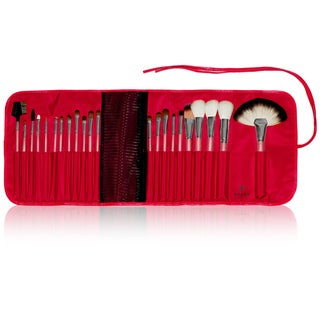 Shany NY Collection 22-piece Goat and Sable Makeup Brush Kit